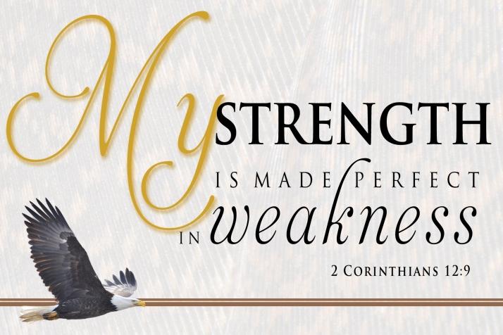 weakness strength