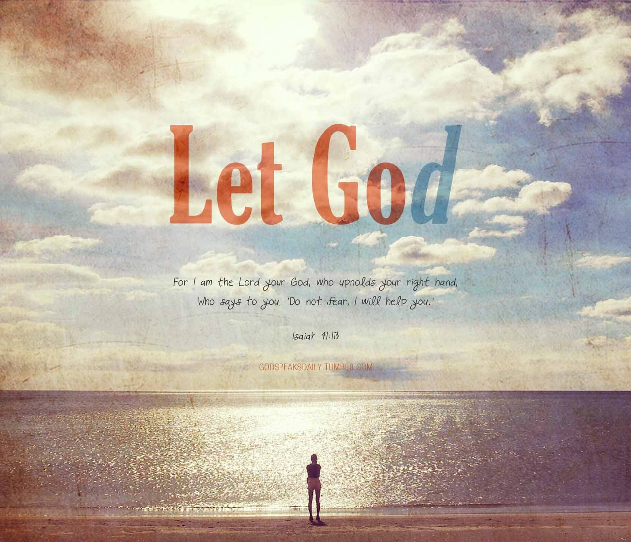New Year New Creationlet Go And Let God Journey With God