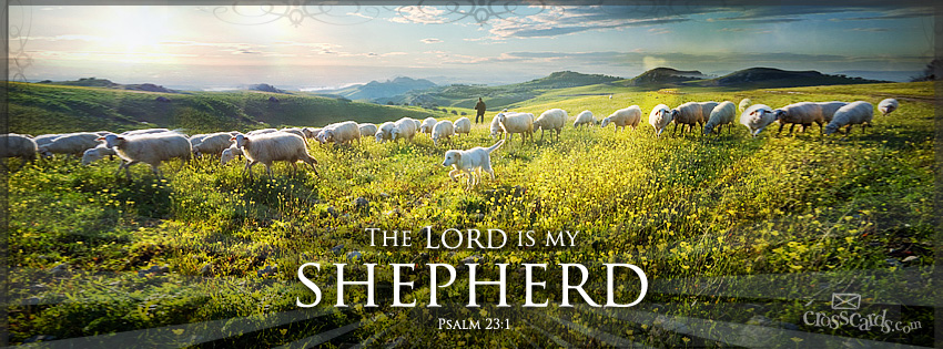 The Lord is My Shepherd!! | Journey with God  The Lord is My ...