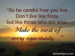 make-the-most-of-every-opportunity