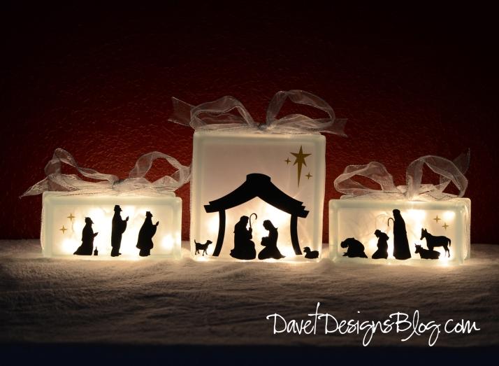 nativity gift